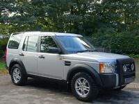 2007 (07) Land Rover DISCOVERY 3 2.7 TD V6 GS 5dr - MANUAL GEARBOX
