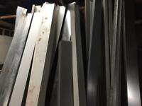 Metal roof Flashings 3mtrs long x various sizes all £16 each Doncaster