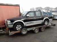 FORD RANGERS X2 2000 and2005 read add