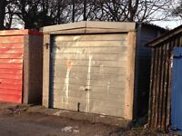 Garage wanted in Aberdeen to buy.