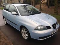 SEAT IBIZA 2.0 Sport 3dr (blue) 2004