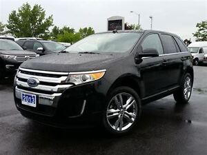 2013 Ford Edge LIMITED--AWD--LUXURY SUV--NAVIGATION--PANORAMIC R