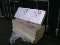 INSULATION 30 x CELOTEX 1200mm X 450mm X 100mm FOILED BOTH SIDES