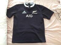 All blacks jersey Small