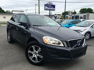 2013 Volvo XC60 AWD* Turbo T6 *3.0L* PANORAMIQUE *CUIR * SIÈGES