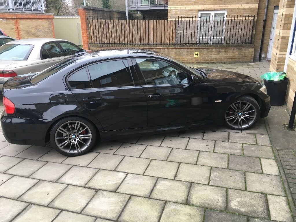 bmw e90 318i sports plus edition cat d in east london. Black Bedroom Furniture Sets. Home Design Ideas