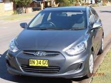 2011 Hyundai Accent Hatchback - Low kilometres and registration Valentine Lake Macquarie Area Preview