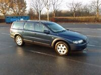 Volvo XC70 AWD Petrol Estate SE Lux Geartronic. One owner from new.