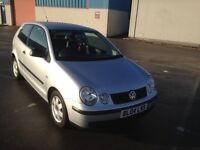 VW Polo 04 1.4L Automatic 3 Door