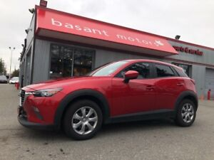 2018 Mazda CX-3 Fuel Efficient, Power Windows/Locks, A/C!