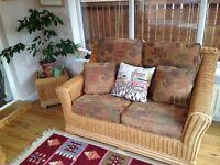 Conservatory furniture set.