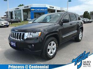 2012 Jeep Grand Cherokee Laredo| Leather|Sunroof|Alloys