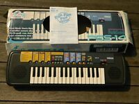 Yamaha child's PSS-14 Keyboard Fully Working with original box and instructions - Westcliff, Essex