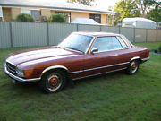 Mercedes Benz 450SLC -- Stunning example Camira Ipswich City Preview
