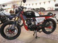 HANWAY 'Black Cafe' 125 (NEW)
