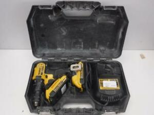 Dewalt Drill Set - We Buy and Sell Pre-Owned Tools at Cash Pawn - 14859 - JV731405