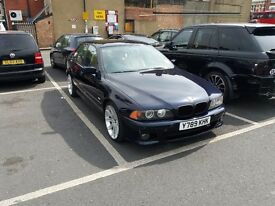 Bmw e39 msport 2001 great condition