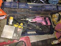 diomond drill A E G 110v