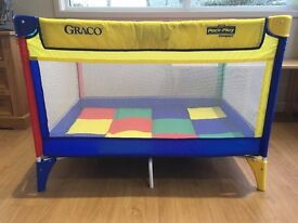 Childs Travel Cot