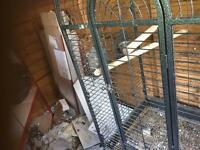 Large parrot Aviary cage for sale