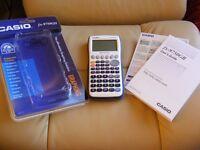 Casio Fx-9750 GII Programmable Graphical calculator