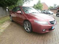 HONDA ACCORD 2.4 i-VTEC Executive Auto (red) 2004