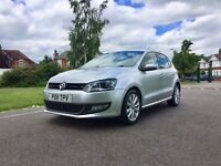 2011 VOLKSWAGEN POLO 1.2 | 5 Doors | Very Low 32700 Miles | 1 Year New MOT | VW POLO 2011 Silver