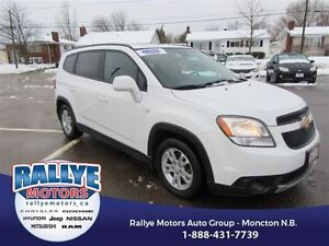 2012 Chevrolet Orlando 1LT! Alloy! Trade-In! Save!