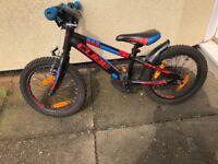 Kids 16inch cube bike