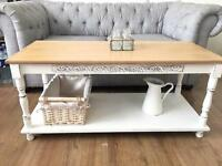 FRENCH PROVENCE COFFEE TABLE FREE DELIVERY LDN🇬🇧🇬🇧