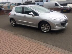 2010 Peugeot 308hdi (located in Stirling)