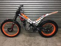 Montesa 4rt 260cc repsol 2017 road registered