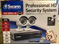 SWANN PROFESSIONAL HD PRO-SERIES CCTV