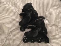 Roller blades size 7 (adult)