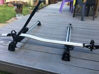 BMW 3 Series Touring Roof Bars and Bike Carrier