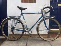 Peugeot Helium Vintage cycle