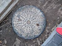 Manhole Cover and Frame 450mm internal 550mm external dimensions