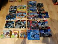 Lego polybags NEW AND SEALED