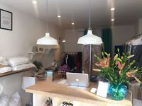 Desk | Space in Angel / Essex road high street shop (Free of Charge)