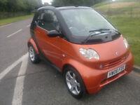 SMART CAR FOURTWO PULSE CABRILOET 2006 50,000