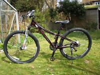 SPECIALIZED Mute Expert Ladies Mountain Bike. Almost New - Hardly Used.