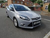 THIS WEEK ONLY 2011 FORD FOCUS TITANIUM 1.6 TDCI ECONETIC, FULL SERVICE HISTORY, ONLY 69,000 MILES