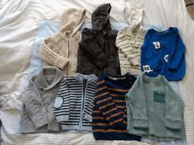Boys 12/18 months bundle.