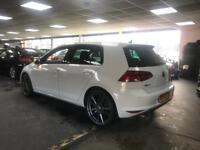 "Volkswagen Golf 2.0 TDI BlueMotion Tech GT Hatchback 5dr (start/stop) 19""ALLOYS FULL LEATHER SEATS"
