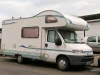 2002 Ace Milano 5 berth Motorhome