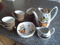 Midwinter Stylecraft coffee set