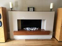 Fireplace for sale, Electric Modern Fireplace