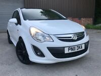 2011 VAUXHALL CORSA 1.3 CDTI LIMITED EDITION ***ONLY 1 OWNER*** **** sxi Astra polo 1.2 1.4 sri vxr