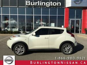 2012 Nissan Juke SV, AWD, MOONROOF, ACCIDENT FREE !