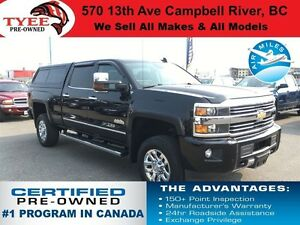 2015 Chevrolet SILVERADO 3500HD High Country Sunroof/Navigation